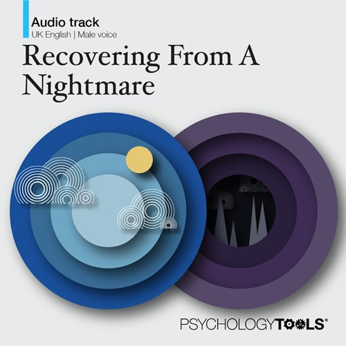 Recovering From A Nightmare Audio