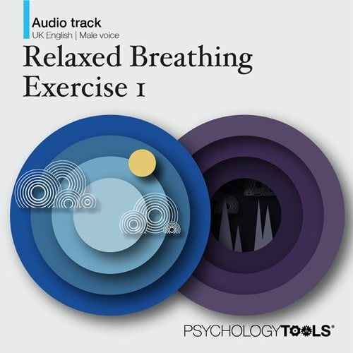 Relaxed Breathing Exercise 1 Audio