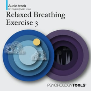Relaxed Breathing Exercise 3 Audio
