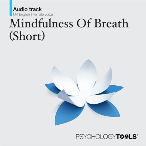 Mindfulness Of Breath (Short Version) - Mindfulness Exercise