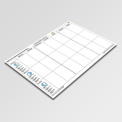 Behavioral Activation Activity Diary